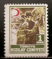 TURQUIE BIENFAISANCE   N°  107 NEUF ** - 1921-... Republik