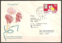 DDR - Brief - Beleg - Cover - Siehe Scann !!! - Cartas