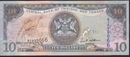 Trinidad & Tobago 10 Dollar 2006 P48 UNC - Trinité & Tobago