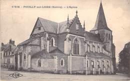 58 - POUILLY SUR LOIRE : Petit Lot De 2 CPA - Nièvre - Pouilly Sur Loire
