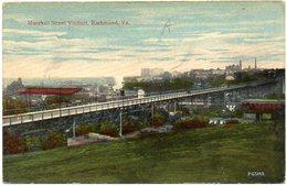 Marshall Street Viaduct , Richemond, V.a  ( Etats Unis ) - Richmond