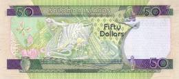 SOLOMON ISLANDS P. 24 50 D 2001 UNC - Salomons