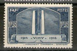 N° 317*_neuf Sans Gomme_cote 18.00_tres Bon Centrage - Frankreich