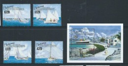 Bahamas 1994 Yacht Regatta Set 4 & Miniature Sheet MNH - Bahamas (1973-...)