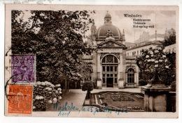 ALLEMAGNE . DEUTSCHLAND . WEISBADEN . KOCHBRUNNEN . THERMALE . HOT-SPRING-WELL- Réf. N°15811 - - Wiesbaden