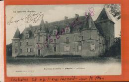 CPA 54  Environ De  NANCY  FLEVILLE  LE Château   AV 2016 1019 - Nancy