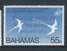Bahamas 1998 Human Rights Single MNH - Bahamas (1973-...)