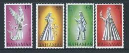 Bahamas 1997 Christmas Set 4 MNH - Bahamas (1973-...)