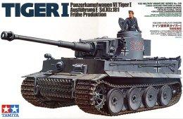 Tiger I  1/35 (  Tamiya ) - Military Vehicles