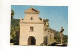(06) Gorges De La BEVERA - Chapelle De La MENOUR - France