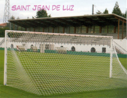 AK Stadion Postkarte Parc Des Sports Du Pavillon Bleu Saint Jean De Luz Stade Stadium Postcard Frankreich FRANCE Stadio - Fussball
