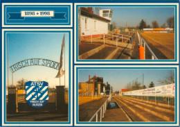 """AK Stadion Postkarte ATSV """"Frisch Auf"""" Wurzen GW43 Leipzig Deutschland Germany Stadium Postcard Stade Stadio Estadio - Fussball"""
