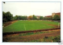 AK Postkarte Stadion Neuendorfer Straße Berlin BS 55 Deutschland Allemagne Germany Stadium Postcard 1996 Stadio Estadio - Fussball