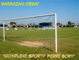AK Stadion Postkarte Complexe Sportif Pierre Bory Barbazan-Debat Stade Stadio Estadio Frankreich FRANCE Fußball Football - Fussball
