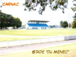 """AK Stadion Postkarte """"Stade Du Menec"""" Carnac FRANCE Frankreich Stadio Estadio Fußball Football Foot Calcio Stadium IP - Fussball"""