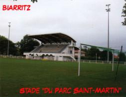 AK Stadion Postkarte Stade Du Parc Saint-Martin Biarritz St. Frankreich FRANCE Stadium Postcard Stadio Estadio Football - Fussball