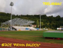 AK Stadion Postkarte Stade Firmin Daudou Trelissac FRANCE Frankreich Stadio Calcio Estadio Football Stadium Postcard - Fussball