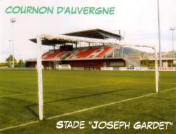 AK Stadion Postkarte Stade Joseph Gardet Cournon D'Auvergne Frankreich FRANCE Stadium Postcard Stadio Estadio Calcio - Fussball