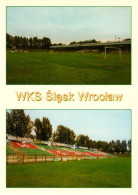 AK Stadion Postkarte WSK Slask Wroclaw Breslau Polen Polonia Pologne Poland Polska Stadium Postcard Stadio Estadio Stade - Fussball