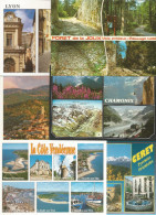 LOT DE 300 CPM , état Standard , Frais Fr : 14€ - 100 - 499 Postcards