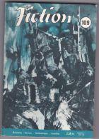 Fiction N° 109 - Couverture De Michel Jacubowicz - Libri, Riviste, Fumetti