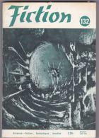 Fiction N° 132 - Couverture De Michel Jakubowicz - Libri, Riviste, Fumetti
