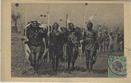 Massai Goma, Dar-es-Salaam - N°94,M.S. Fernandes , ( Affr. T P Du Tanganyka - Tanzania