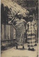Côte D´Ivoire - Femme Agnis - Ed. Nlle Cie Française De Kong - Côte-d'Ivoire