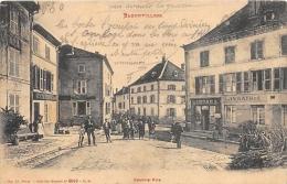 MEURTHE ET MOSELLE  54  BADONVILLERS   GRANDE RUE - Autres Communes