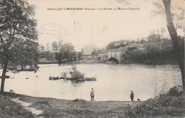 86 - AVAILLES LIMOUSINES - La Vienne Au Moulin Cordier - Availles Limouzine