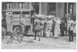 Douai (59) - Occupation Allemande - Hôpital Français Sainte-Clotilde. Très Bon état, Animée, Non Circulé. - Douai