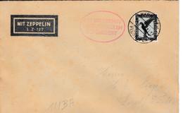 Duitsland Zeppelin  Sieger 111 BA???? - Zeppelins