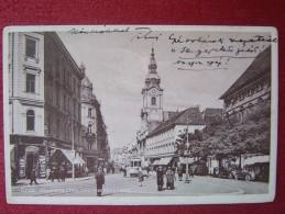 AUSTRIA / GRAZ / HERRENGASE / + TRAM / 1939 - Graz