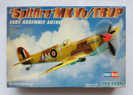 Spitfire MKVb/TROP 1/72 ( Hobby Boss ) - Airplanes