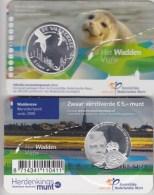 @Y@  Nederland     Coincard 5 Euro  Wadden   2016  UNC - Paesi Bassi