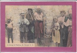 A. GROUPE OF NATIVES, ST. VINCENT C.V. - Cap Vert