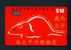 NORFOLK ISLAND - Magnetic Phonecard As Scan - Norfolkinsel