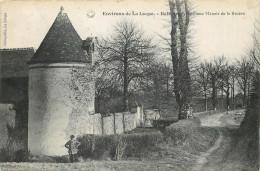 27 - Eure - Belhonrer - Vieux Manoir De La Bruère - Environs De La Loupe - Le Manoir