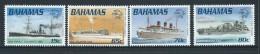 Bahamas 1999 UPU Boat Set 4 MNH - Bahamas (1973-...)