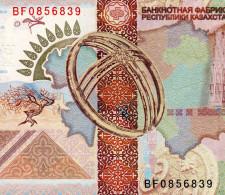 KAZAKHSTAN: SPECIMEN * TEST Note SILK WAY * LOUISENTHAL* GOLDEN*2008* TURKESTAN #3 UNC - Kazakhstan