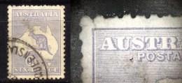 AUSTRALIEN 1915 - MiNr: 44 Type III Used - 1913-48 Kangaroos