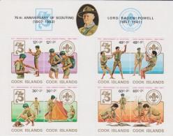 """Cook Islands 1983 """"Lord Baden Powell"""" - Cookeilanden"""