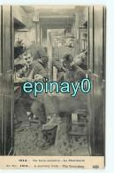 WW1 - GUERRE 1914-18 - MILITAIRE - MILITARIA - Train Sanitaire - Pharmacie - Sante - Croix Rouge - Guerre 1914-18
