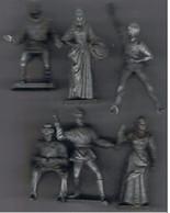 Lot  6  Figurines  Thiéry La Fronde    MC  Caifa - Figurines