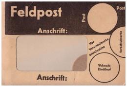 Konvolut Feldpost Blanko Im Umschlag , 8x Blanko Brief , Wehrmacht Dienstsiegel , Marke , Post , Brief  !!! - 1939-45