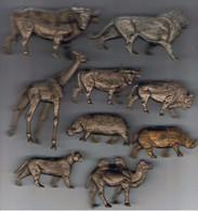 Lot  9  Figurines OMO - Figurines