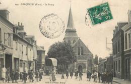 27 - Eure - Serquigny - Bourg - Serquigny