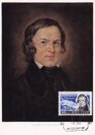 Russie - Schumann - Carte Maximum - 1923-1991 URSS