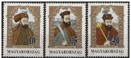 Ungheria/Hungary/Hongrie: Principi Della Transilvania, Principes De La Transylvanie, Principles Of Transylvania - Other