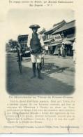 AU JAPON - N°4 - Un Djinrickscha Ou Tireur De Pousse-Pousse - Ohne Zuordnung